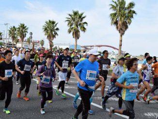アクアラインマラソン2016